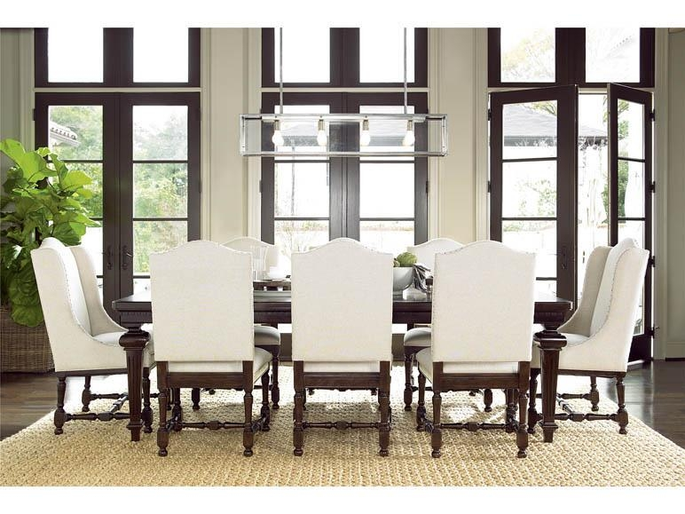 Universal Furniture | Proximity | Proximity Dining Table Regarding Universal Dining Tables (Image 15 of 20)