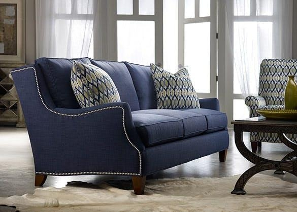 Updated Classics & Trendy Transitional Home Furnishings | Sam Moore Intended For Sam Moore Sofas (Photo 1 of 20)