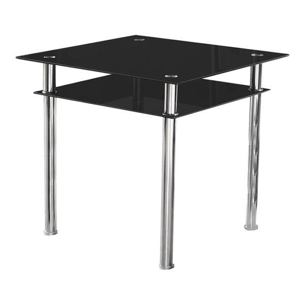 Urban Designs Como Dining Table & Reviews | Wayfair.co (Image 20 of 20)