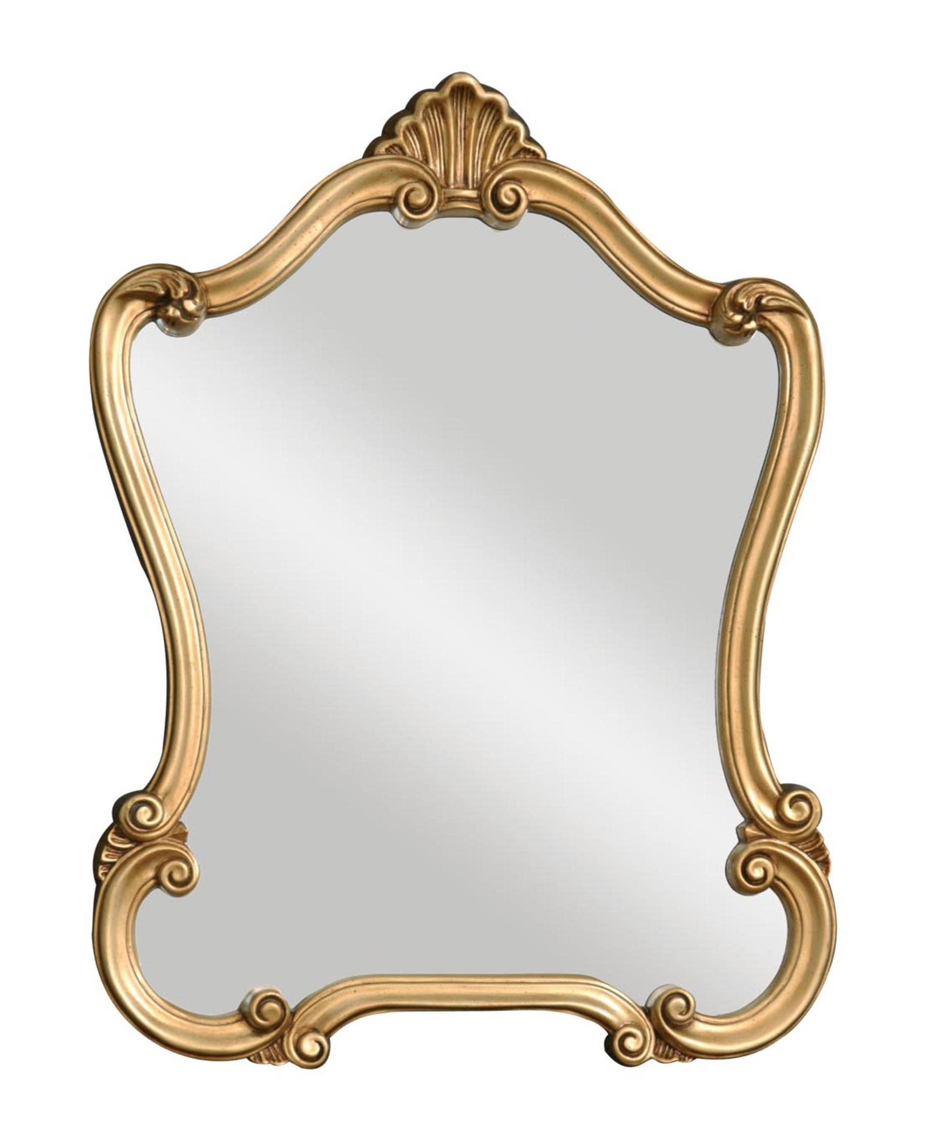 Uttermost 08340 Walton Hall Gold Wall Mirror | Capitol Lighting 1 For Gold Wall Mirrors (Image 18 of 20)