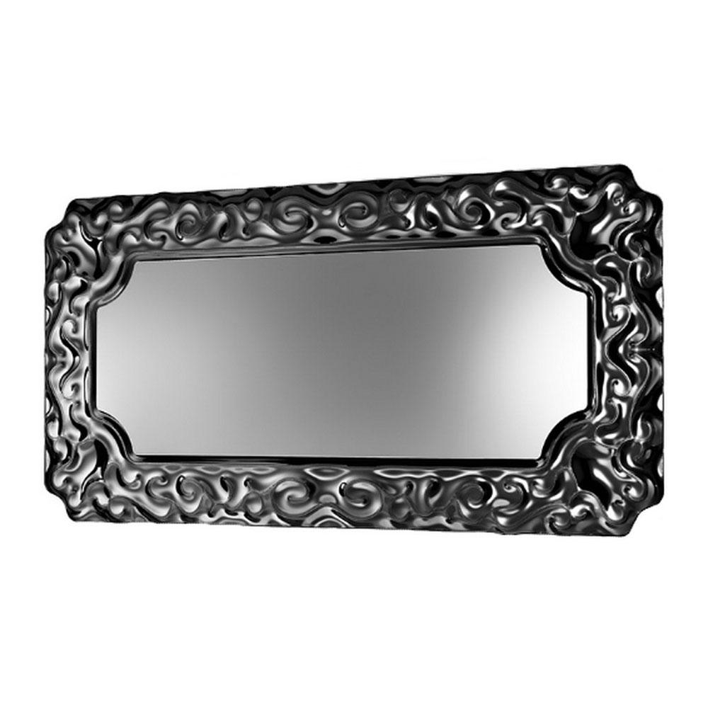 Veblenfiam – New Baroque Rectangular Shaped Wall Mirror Intended For Baroque Black Mirror (Image 20 of 20)
