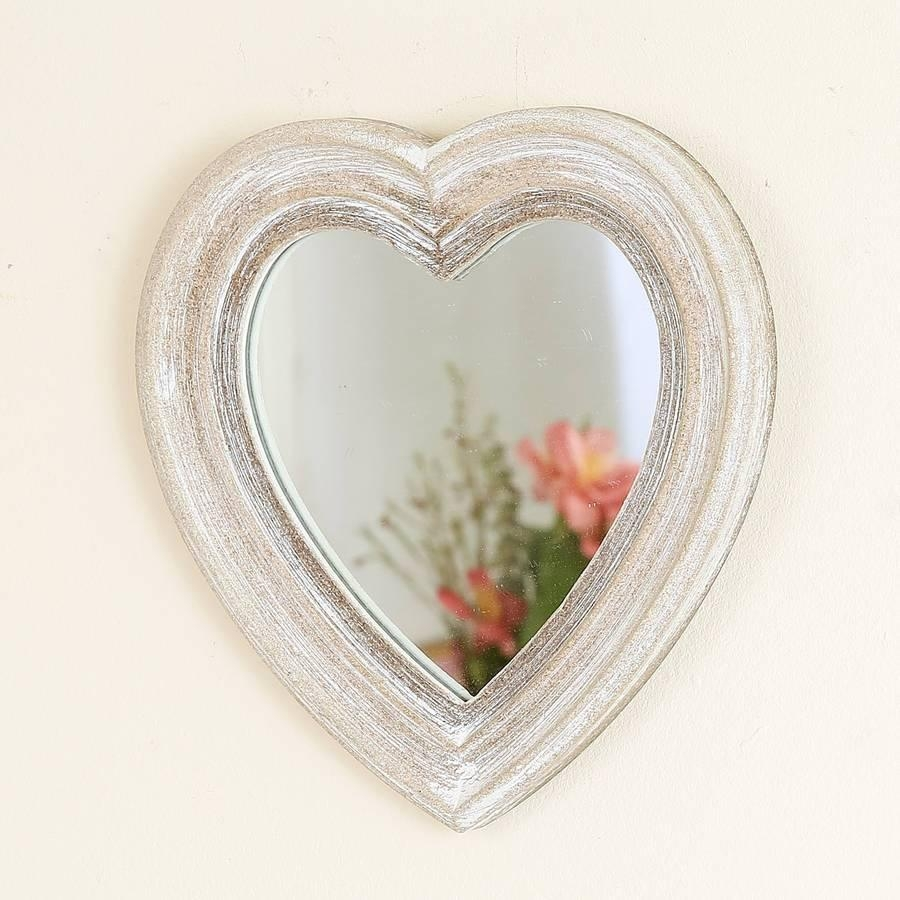 20 Best Ideas Heart Shaped Mirror For Wall Mirror Ideas