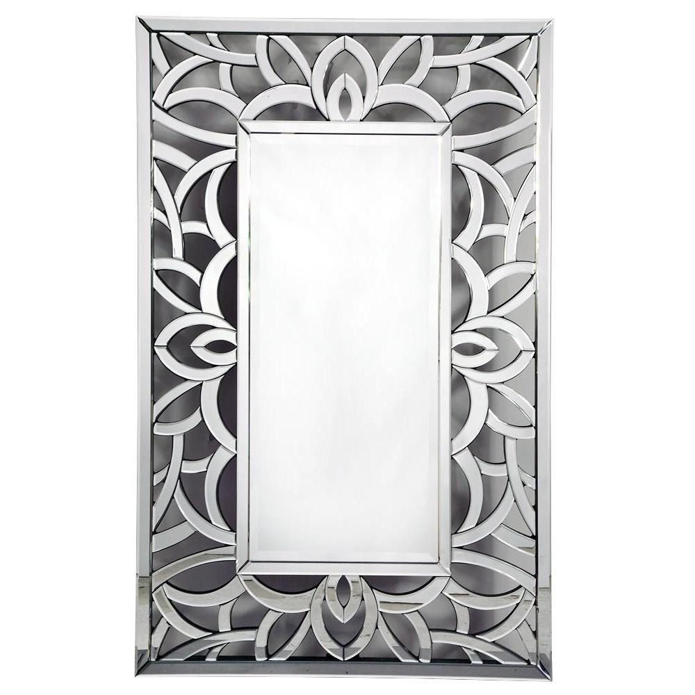 Venetian Wall Mirrors Within Black Venetian Mirror (Image 18 of 20)