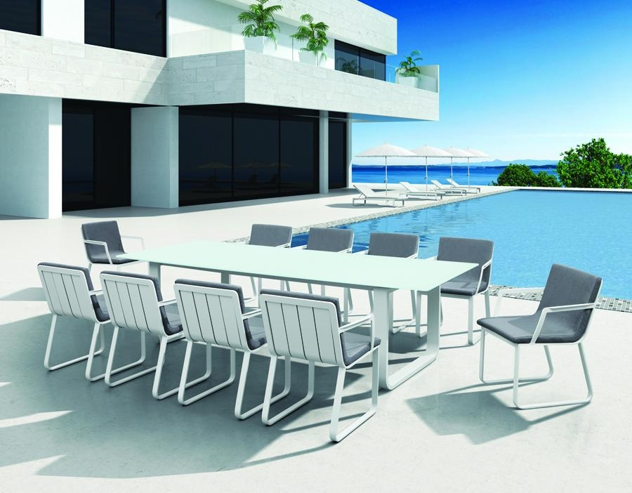 Verona Dining Table | Patio Furniture | Outdoor Furniture | Garden Regarding Verona Dining Tables (Image 16 of 20)