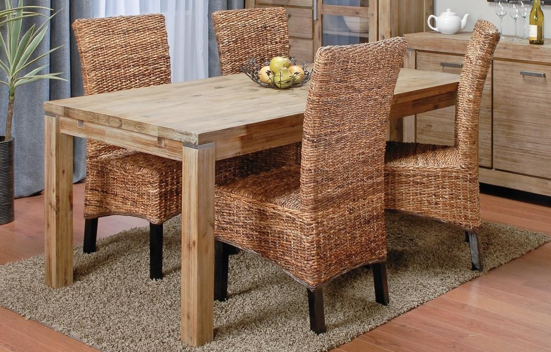 Verona Table + 4 Paolo Banana Chairs | Dining Set With Regard To Verona Dining Tables (Image 17 of 20)