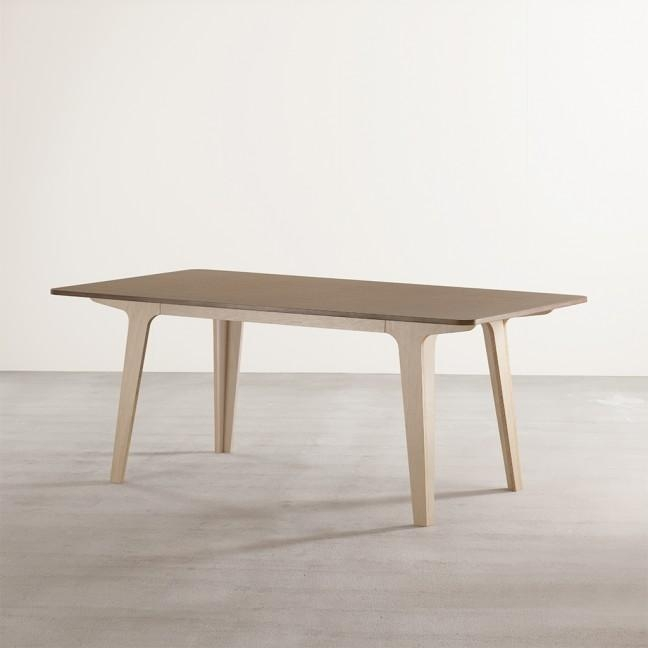Victor Dining Table In Ply + Walnut – Tables – Joined + Jointed Throughout Victor Dining Tables (Image 14 of 20)