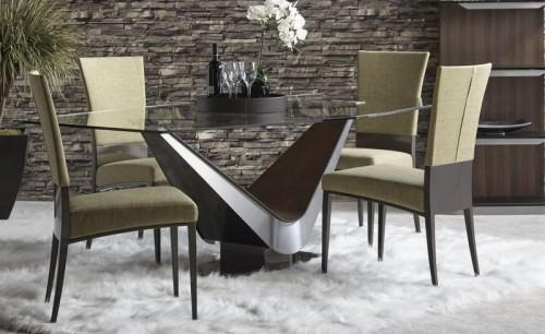 Victor Dining Tableelite | Modern Furniture Cleveland With Victor Dining Tables (Image 18 of 20)