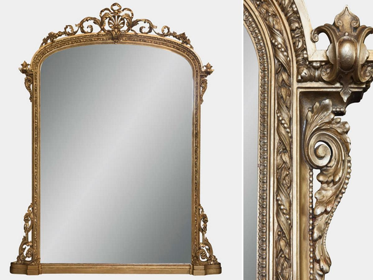 Featured Image of Victorian Style Mirrors