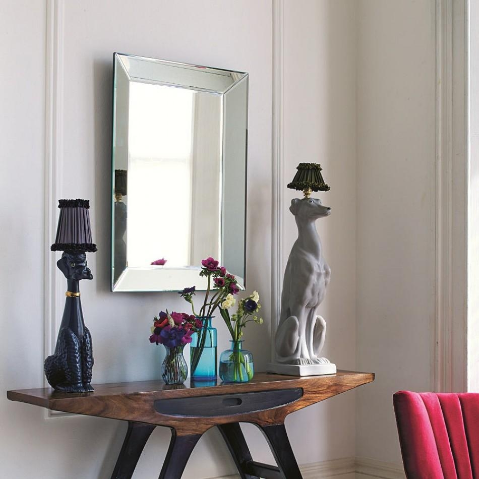 Featured Image of Small Bevelled Mirror