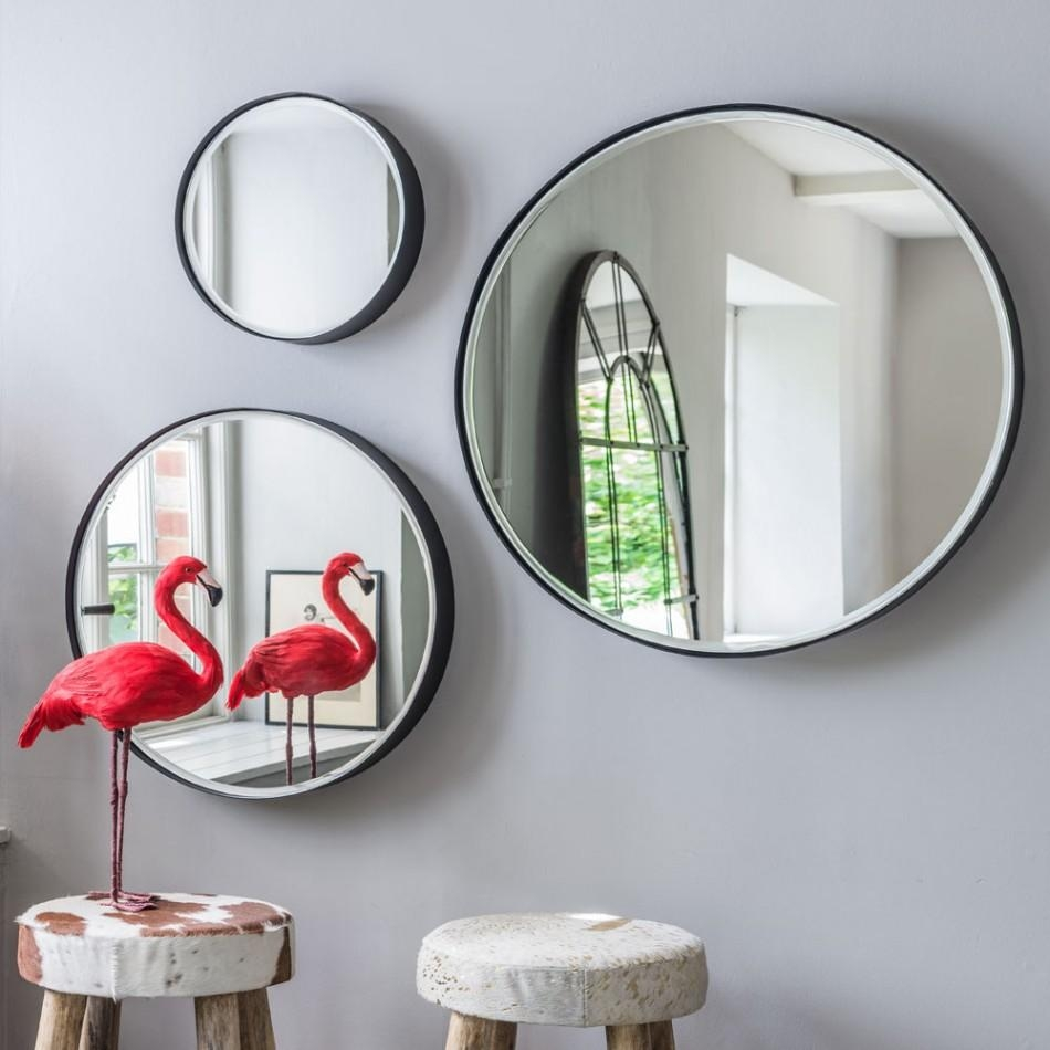 View All Mirrors | Mirrors | Graham & Green Within Round Bubble Mirror (View 5 of 20)