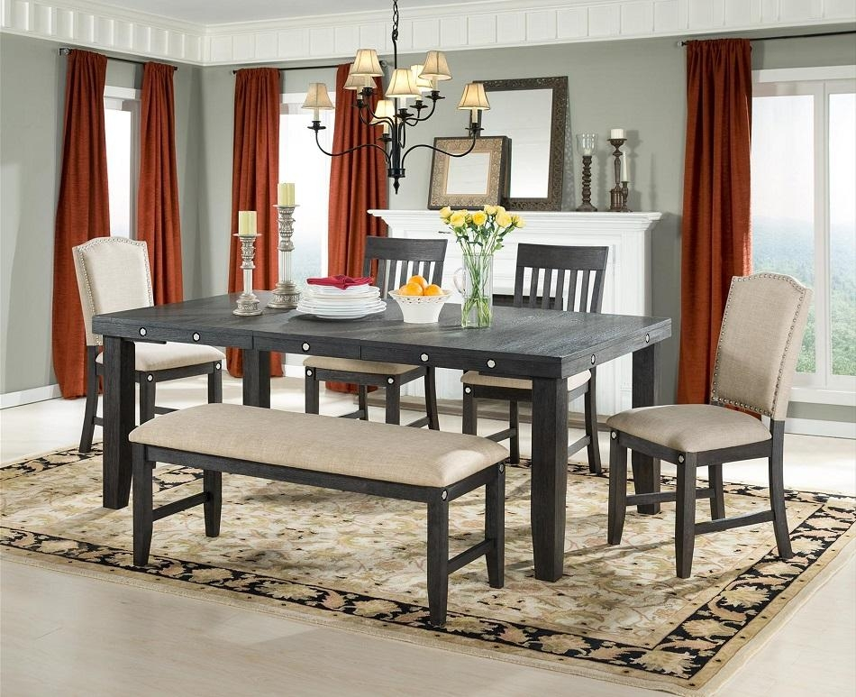 Vilo Home Marseille Provence Collection 1100 Dining Table Set Regarding Provence Dining Tables (Image 20 of 20)