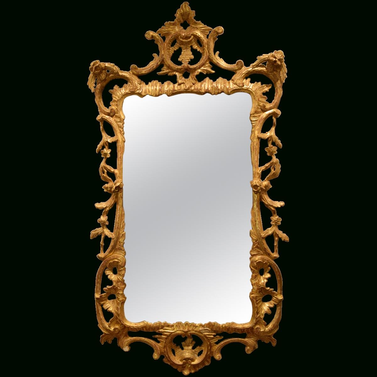 Viyet – Designer Furniture – Accessories – Antique Wall Mirror With Regard To Antique Wall Mirror (Image 20 of 20)