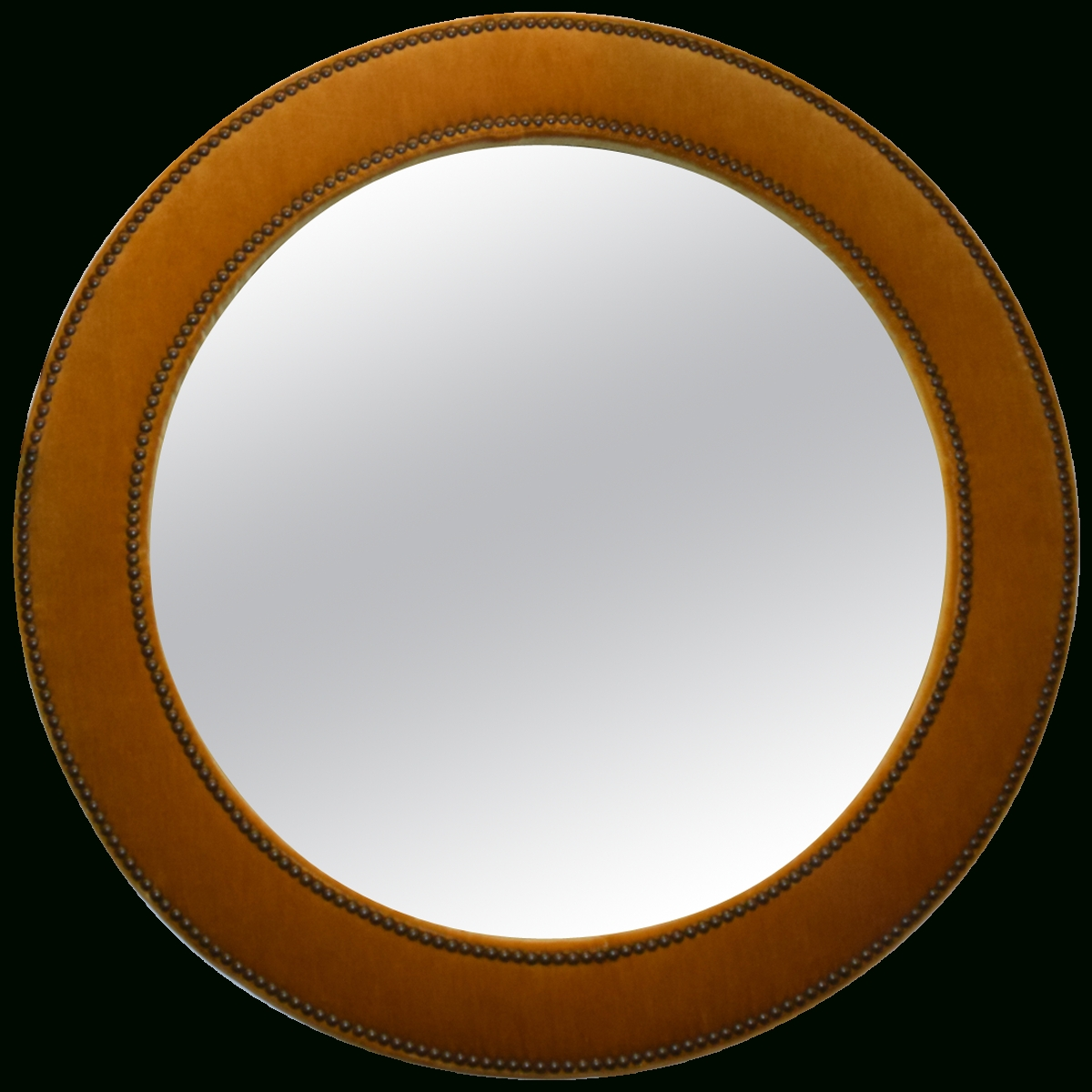 Viyet – Designer Furniture – Accessories – Mitchell Gold + Bob Within Antique Round Mirror (Image 20 of 20)