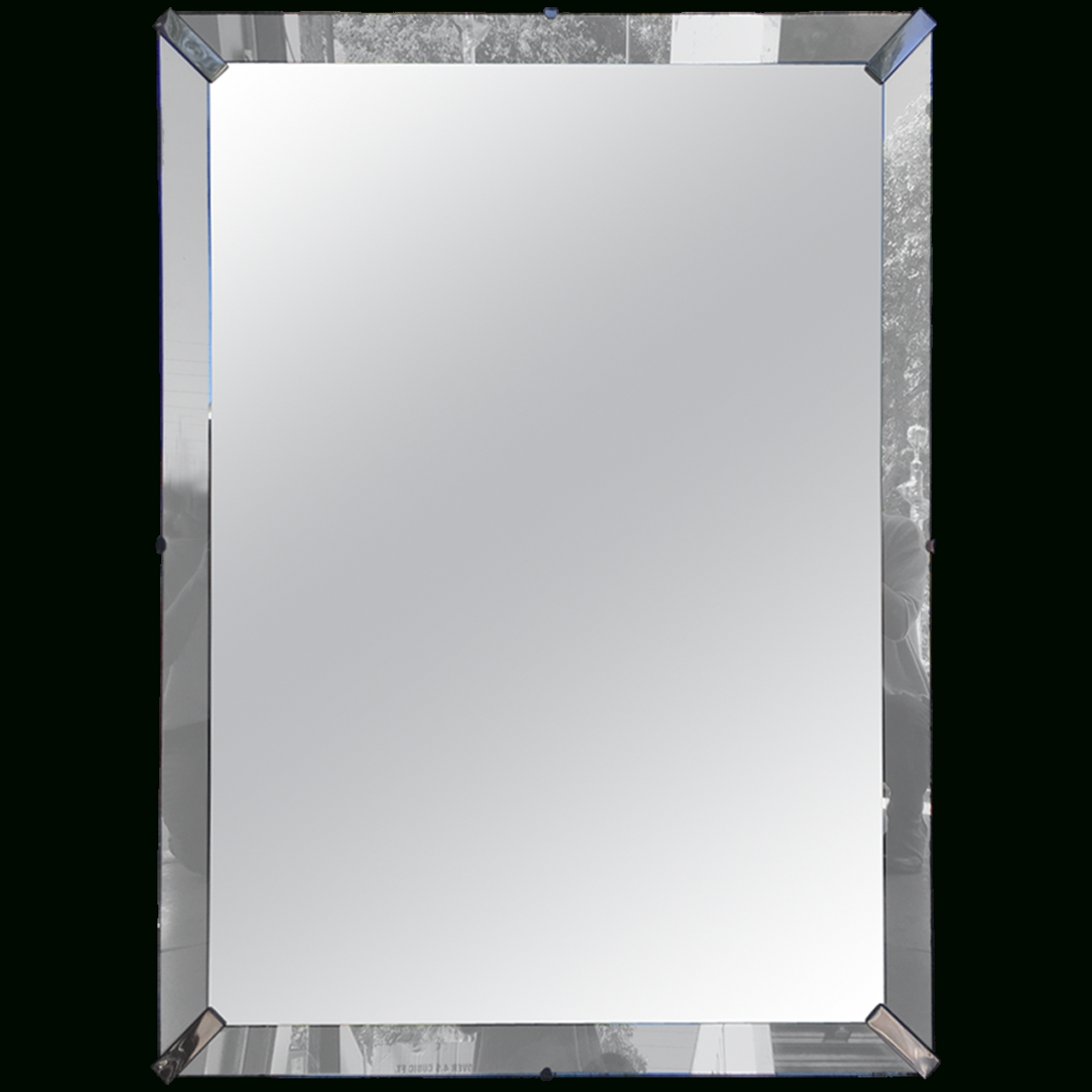Viyet – Designer Furniture – Accessories – Vintage Art Deco Style Intended For Art Deco Wall Mirror (Image 18 of 20)