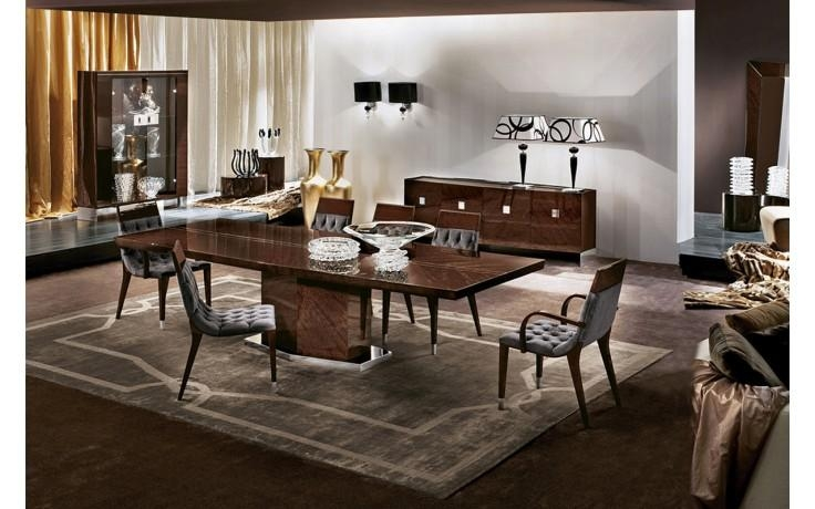 Viyet – Designer Furniture – Tables – Giorgio Usa Vogue Dining Table For Vogue Dining Tables (Image 16 of 20)