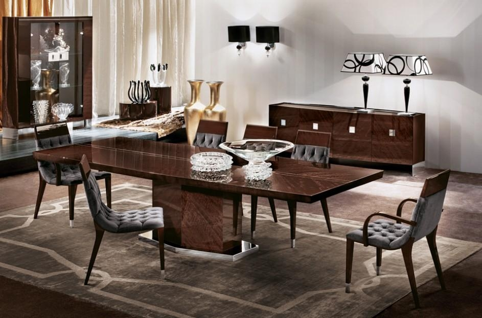 Vogue Dining Table | Dining Room Set | San Fernando Valley Inside Vogue Dining Tables (Photo 2 of 20)