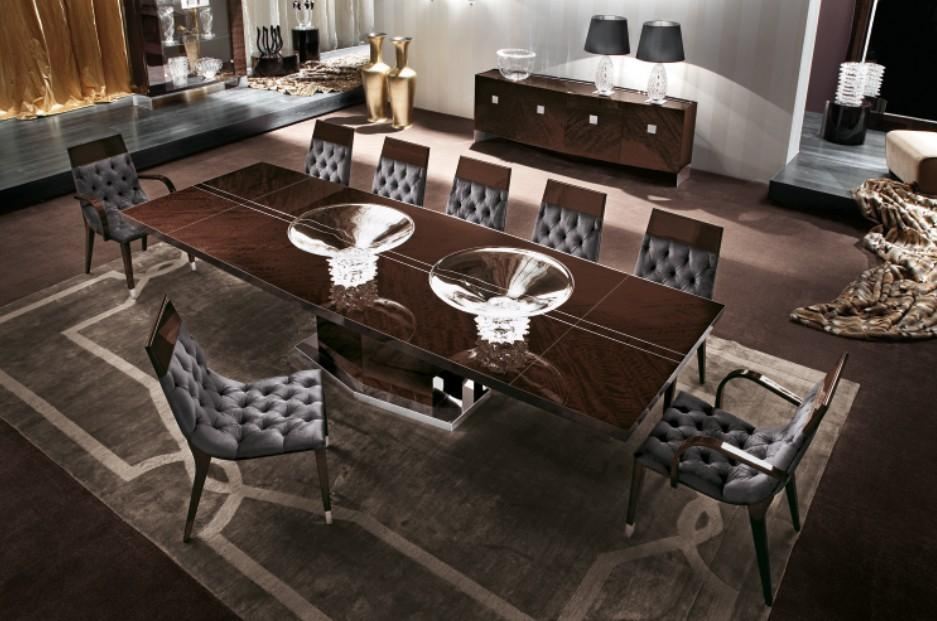 Vogue Dining Table | Dining Room Set | San Fernando Valley With Vogue Dining Tables (Photo 3 of 20)