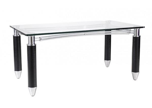 Vogue Dining Table Glass Dining Table Only 1600X900X750 Model Regarding Vogue Dining Tables (View 4 of 20)