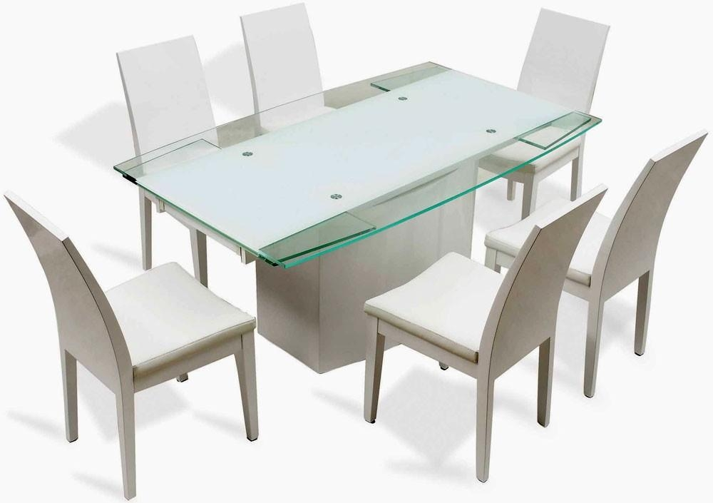 Vogue Dining Table – J – Modern Dining – Dining Room Star Modern Regarding Vogue Dining Tables (View 5 of 20)