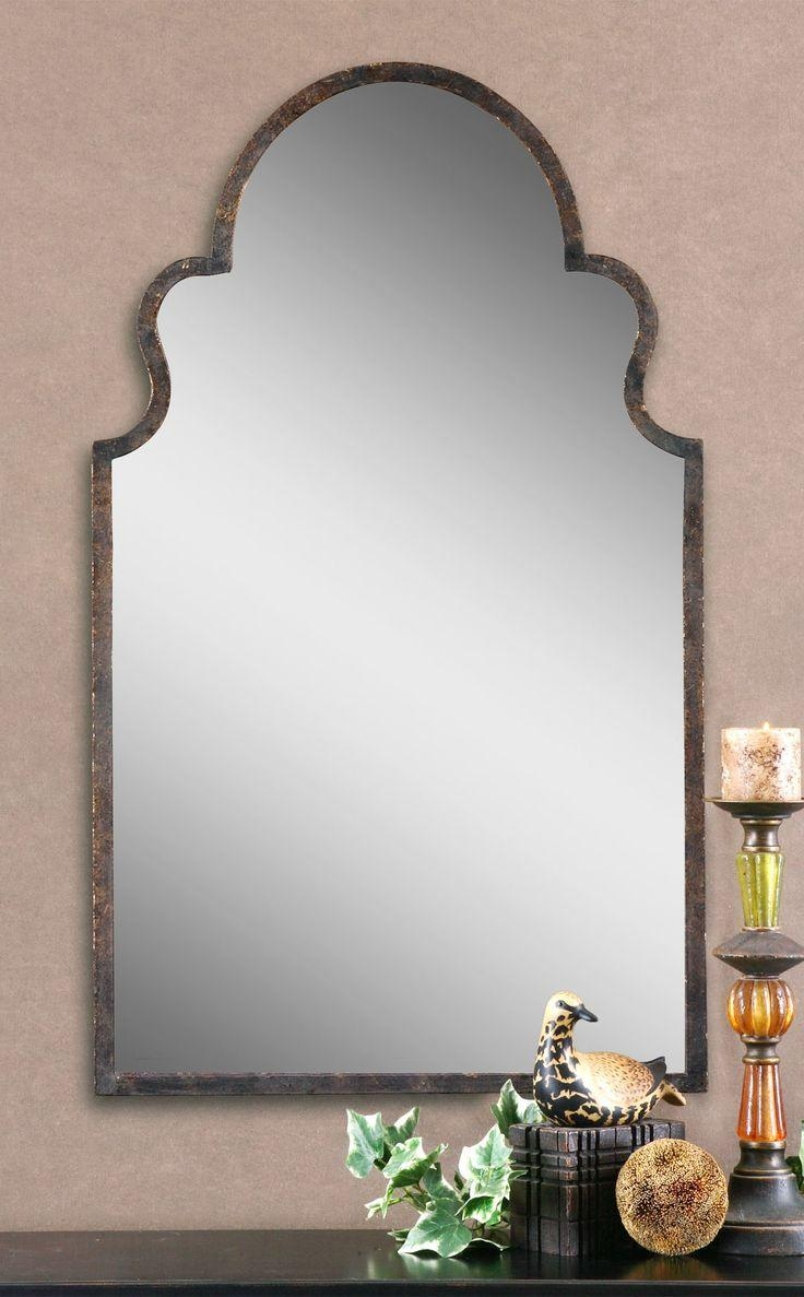 20 best collection of frameless arched mirror mirror ideas. Black Bedroom Furniture Sets. Home Design Ideas