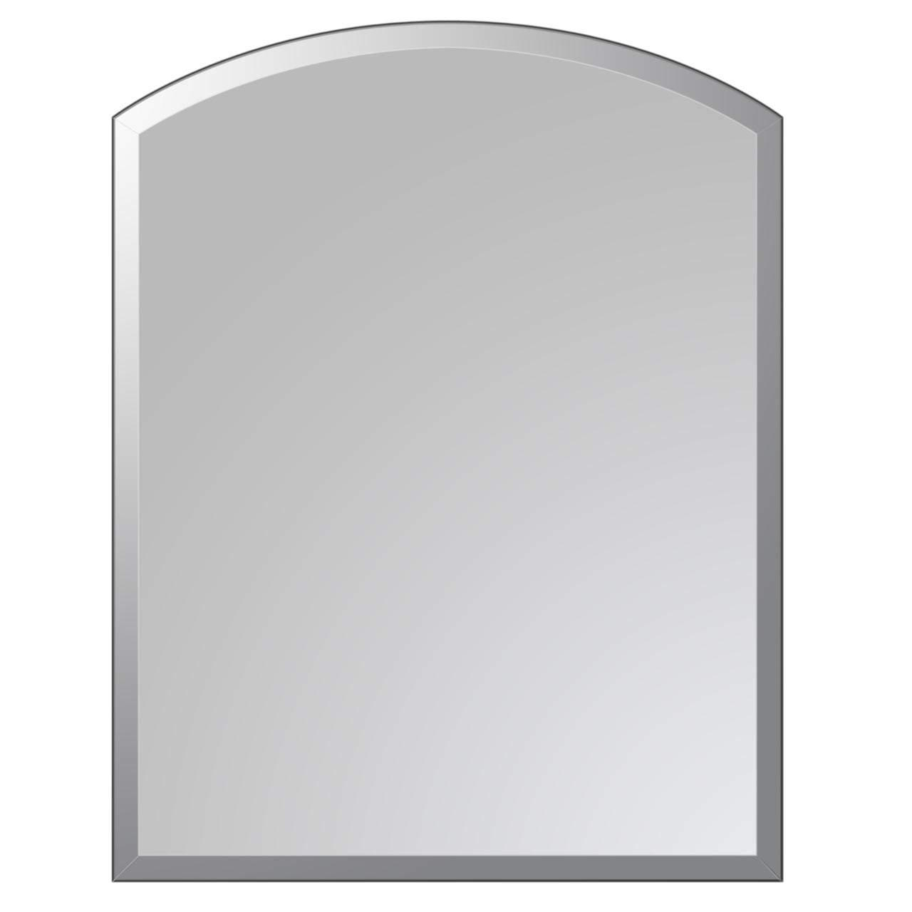 Wall Decor: Arch Wall Mirror Design. Arch Top Wall Mirror (View 7 of 20)