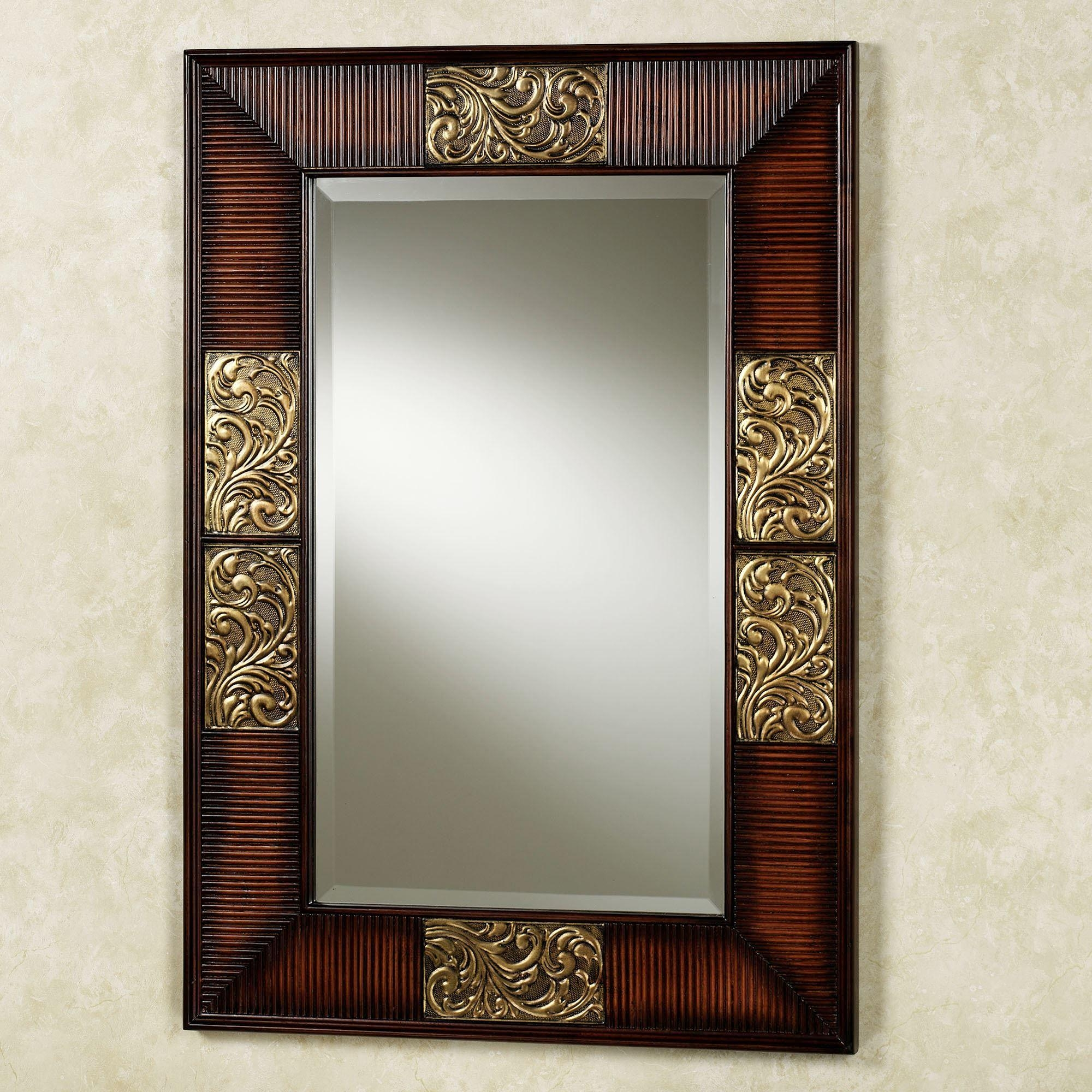 Wall Decor | Touch Of Class With Regard To Ornamental Mirror (Image 20 of 20)