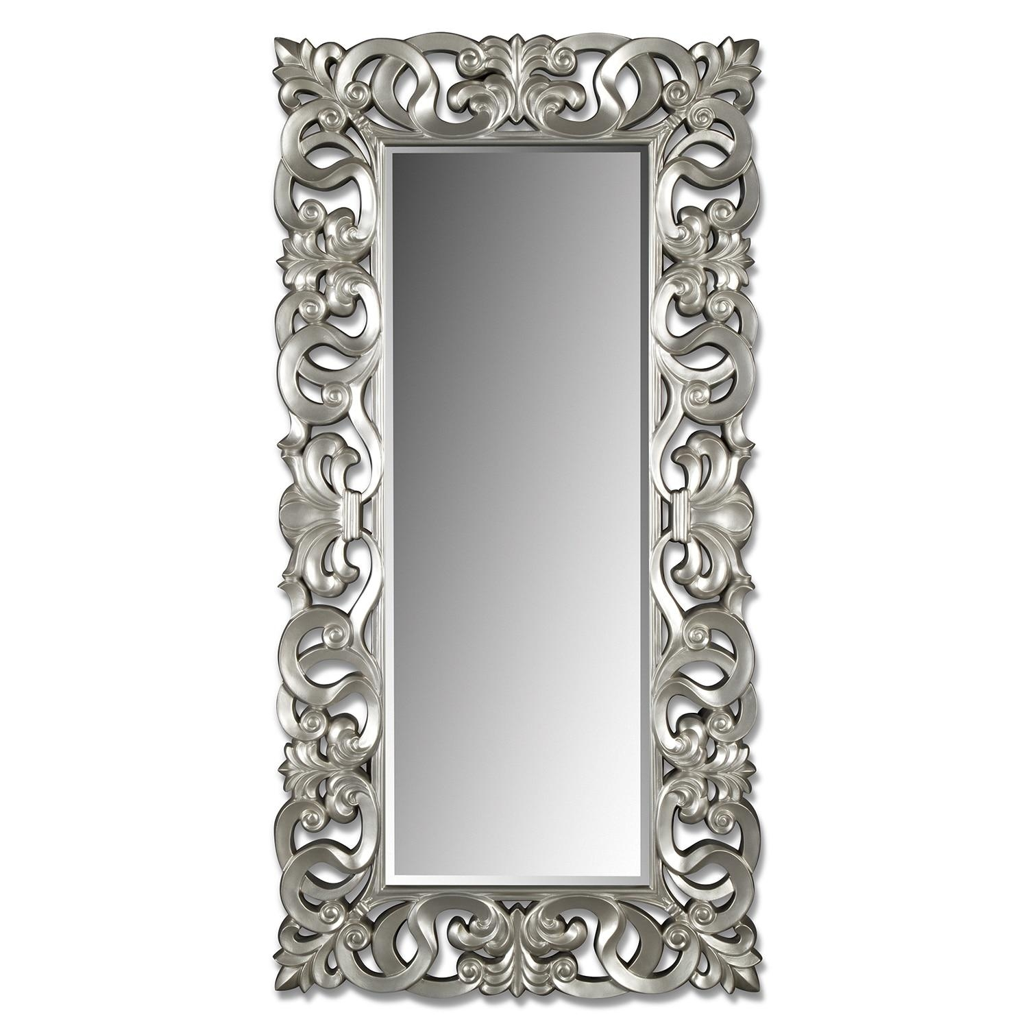 20 Best Ideas Silver Long Mirror Mirror Ideas