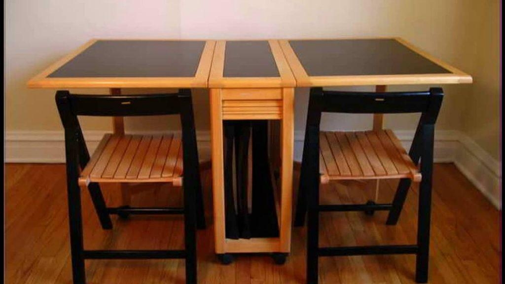 Wall Folding Dining Table Design Photos – Surripui For Large Folding Dining Tables (Image 20 of 20)
