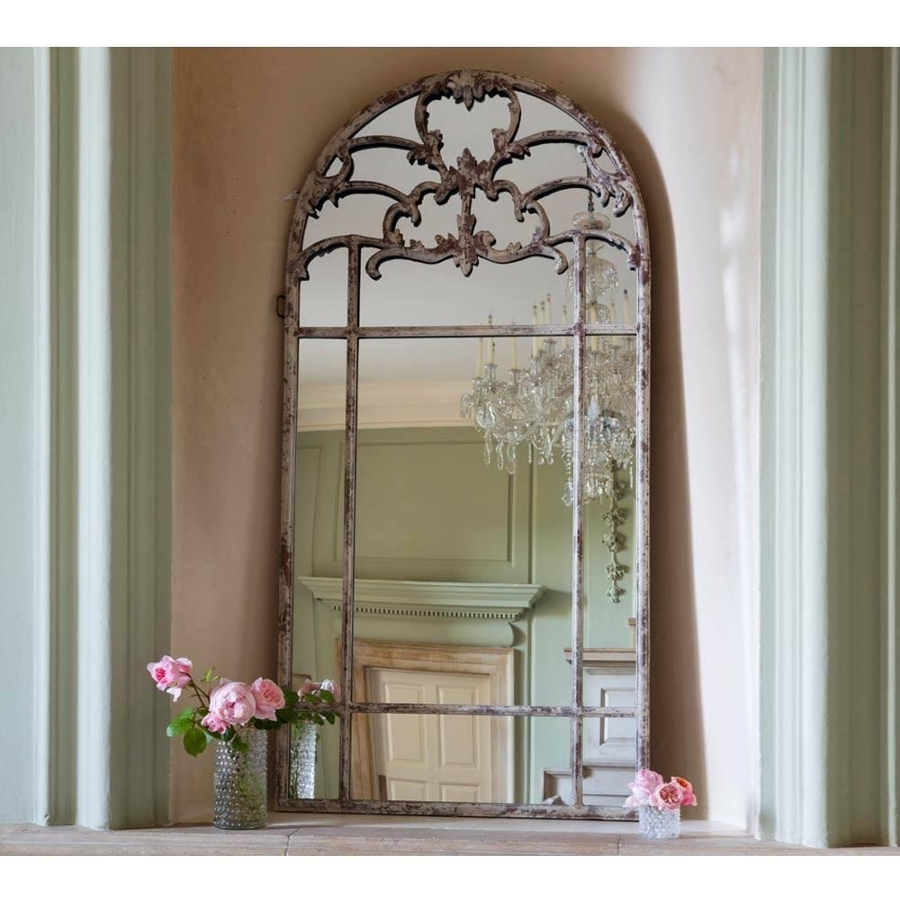 Wall Mirrors & French Mirrors: French Bedroom Company With Regard To French Wall Mirrors (Image 20 of 20)