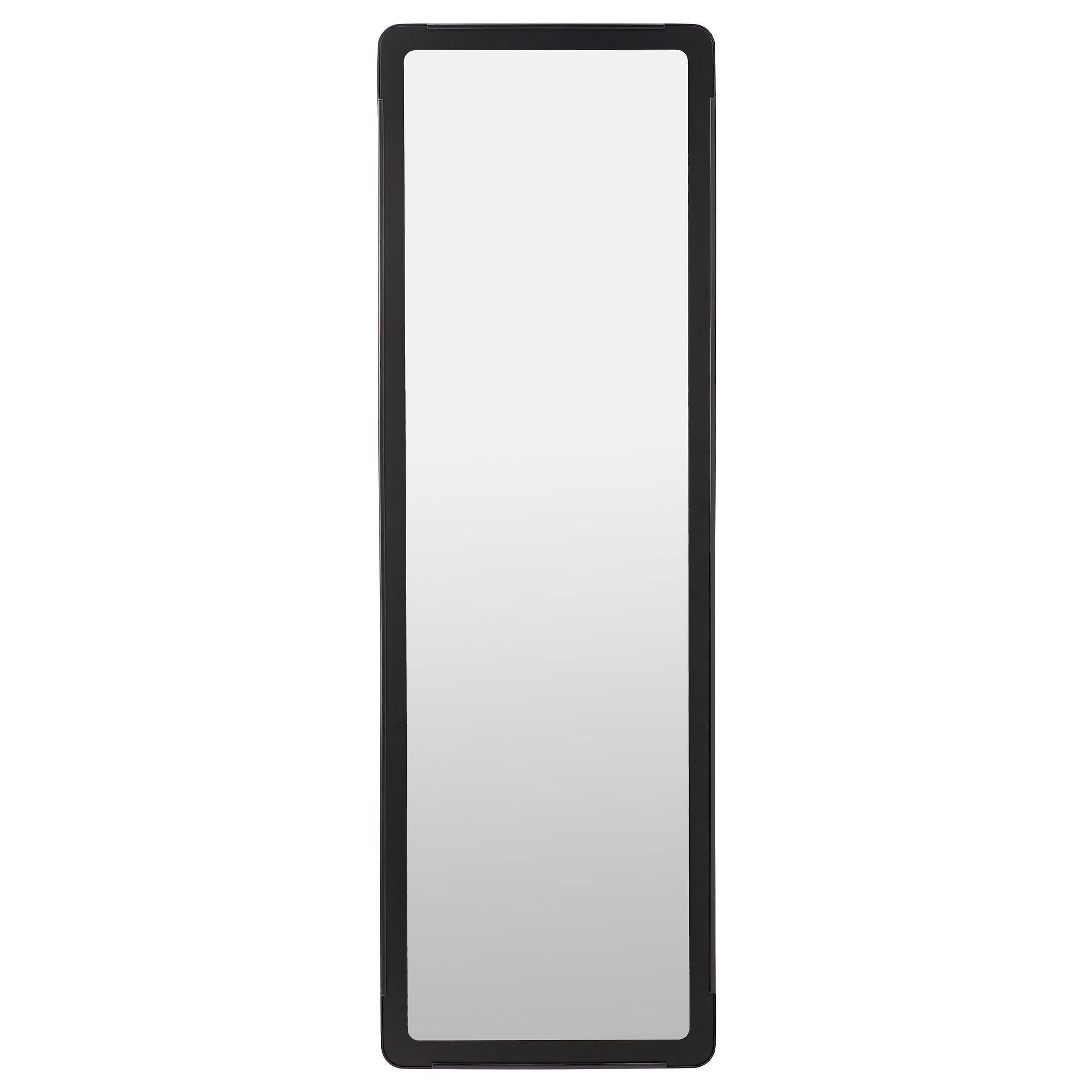 20 Black Faux Leather Mirror Mirror Ideas