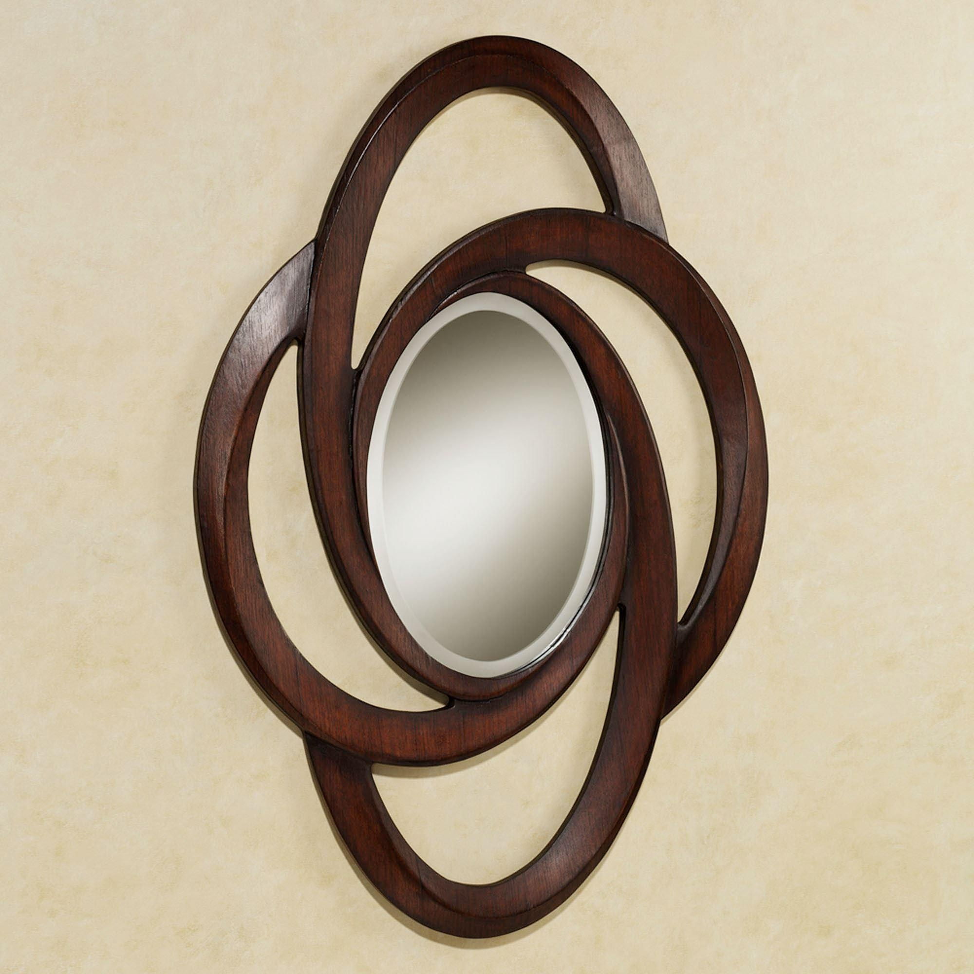 Wall Mirrors | Touch Of Class For Oval Shaped Wall Mirrors (Image 18 of 20)