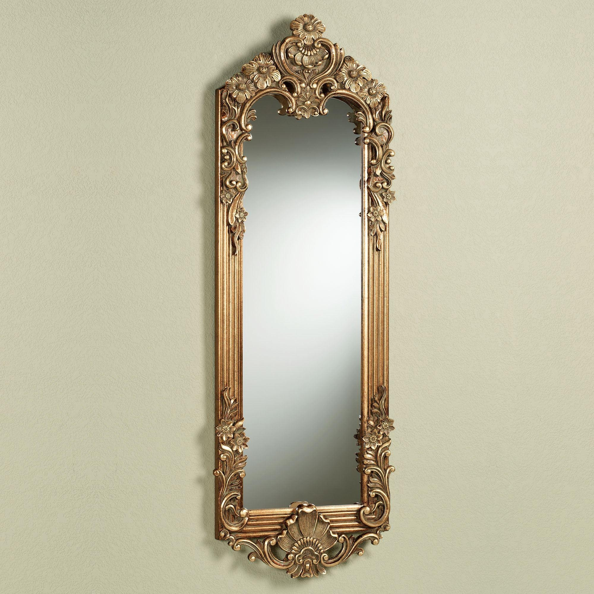 Wall Mirrors | Touch Of Class With Regard To Antique Gold Mirrors For Sale (Image 20 of 20)