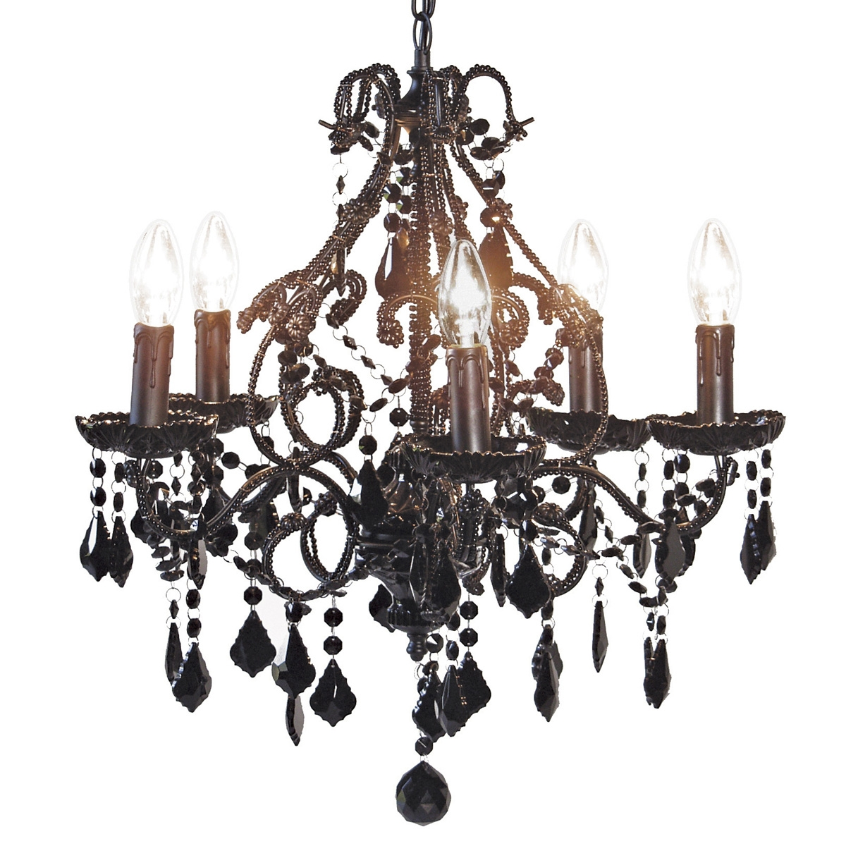 25 best collection of wall mounted chandeliers 14572 | wall mounted black chandeliers bedroom howiezine intended for wall mounted chandeliers