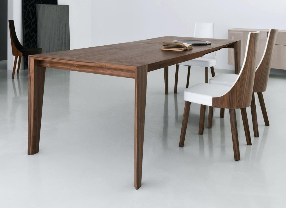 Walnut Dining Table – Dreadwood Throughout Walnut Dining Table Sets (View 11 of 21)