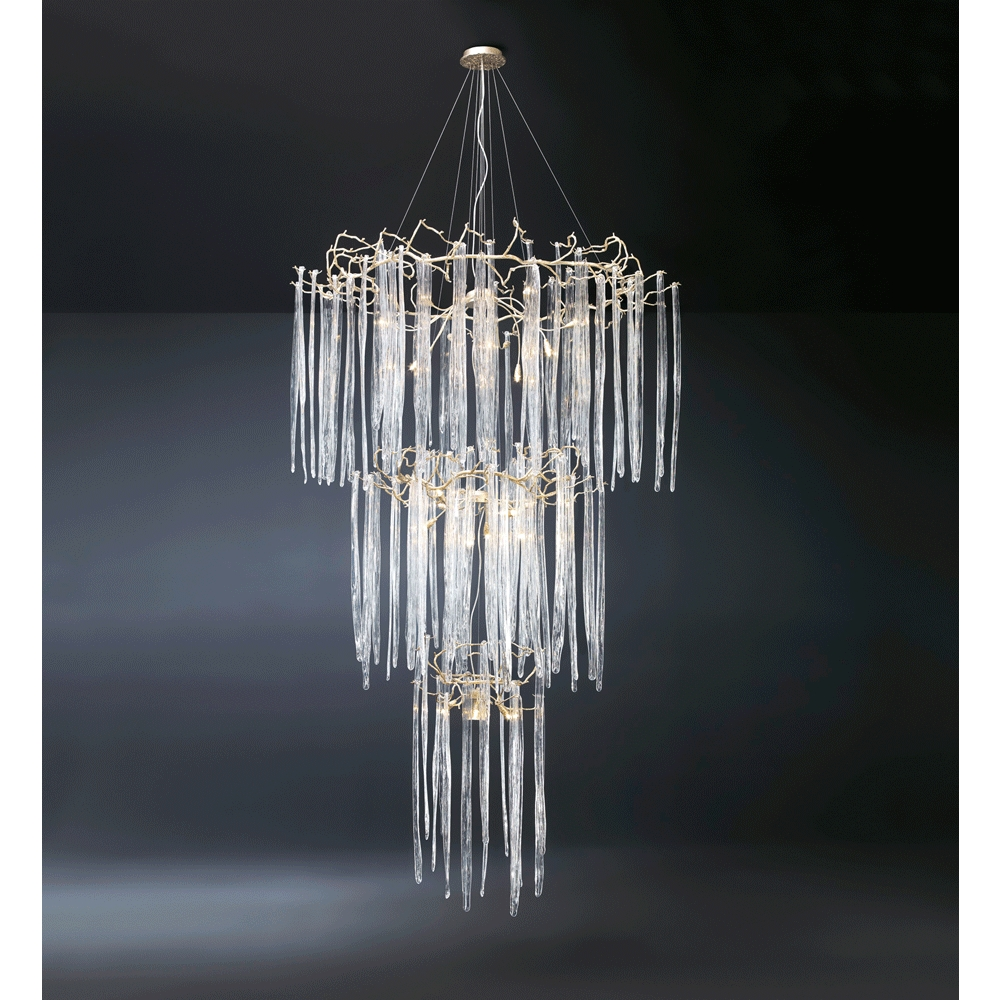 Waterfall Chandelier Product Categories Serip America For Waterfall Chandeliers (Image 23 of 25)