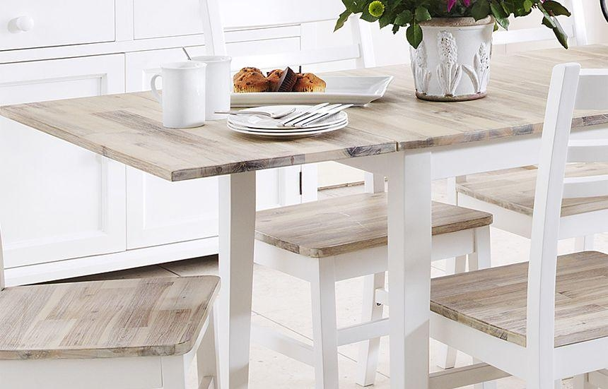 White Extendable Dining Table Ikea | Dining Tables Within White Extendable Dining Tables And Chairs (View 20 of 20)