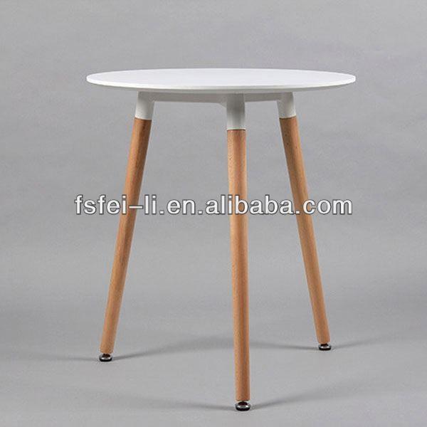 White Melamine Dining Table Intended For White Melamine Dining Tables (View 9 of 20)