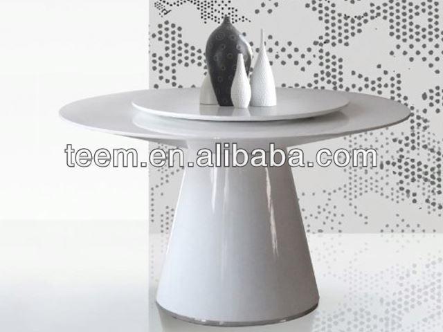 White Melamine Dining Table, White Melamine Dining Table Suppliers Intended For White Melamine Dining Tables (View 5 of 20)