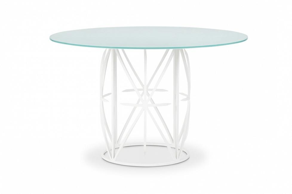 White Round Dining Table Intended For Cheap Round Dining Tables (Image 20 of 20)