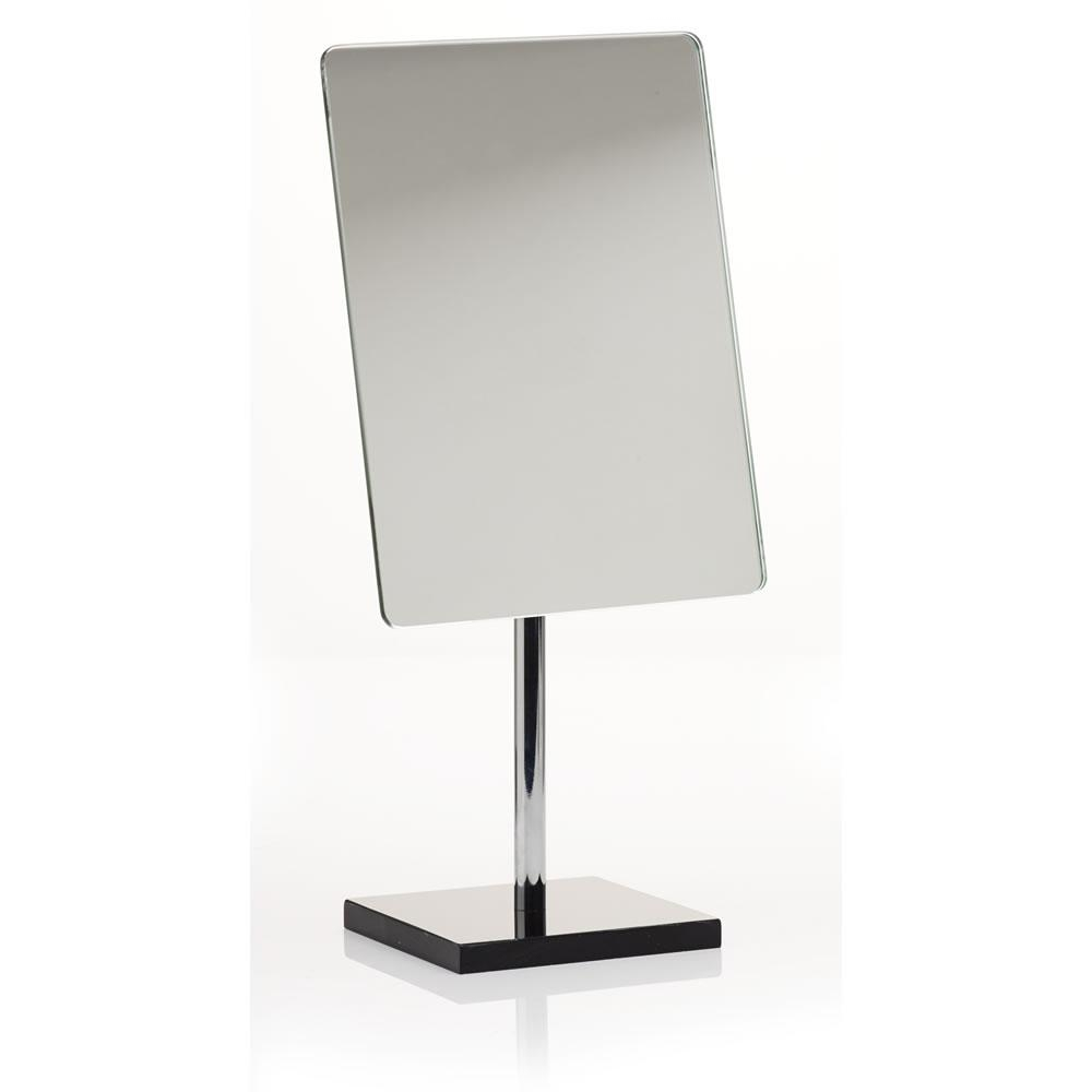Wilko Freestanding Mirror Black At Wilko With Regard To Small Free Standing Mirror (Image 18 of 20)