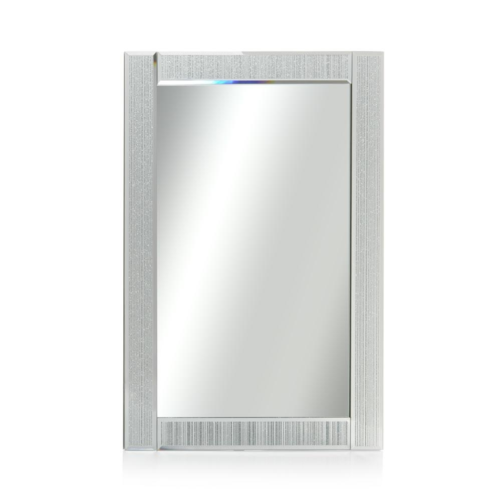 Featured Image of Glitter Frame Mirror