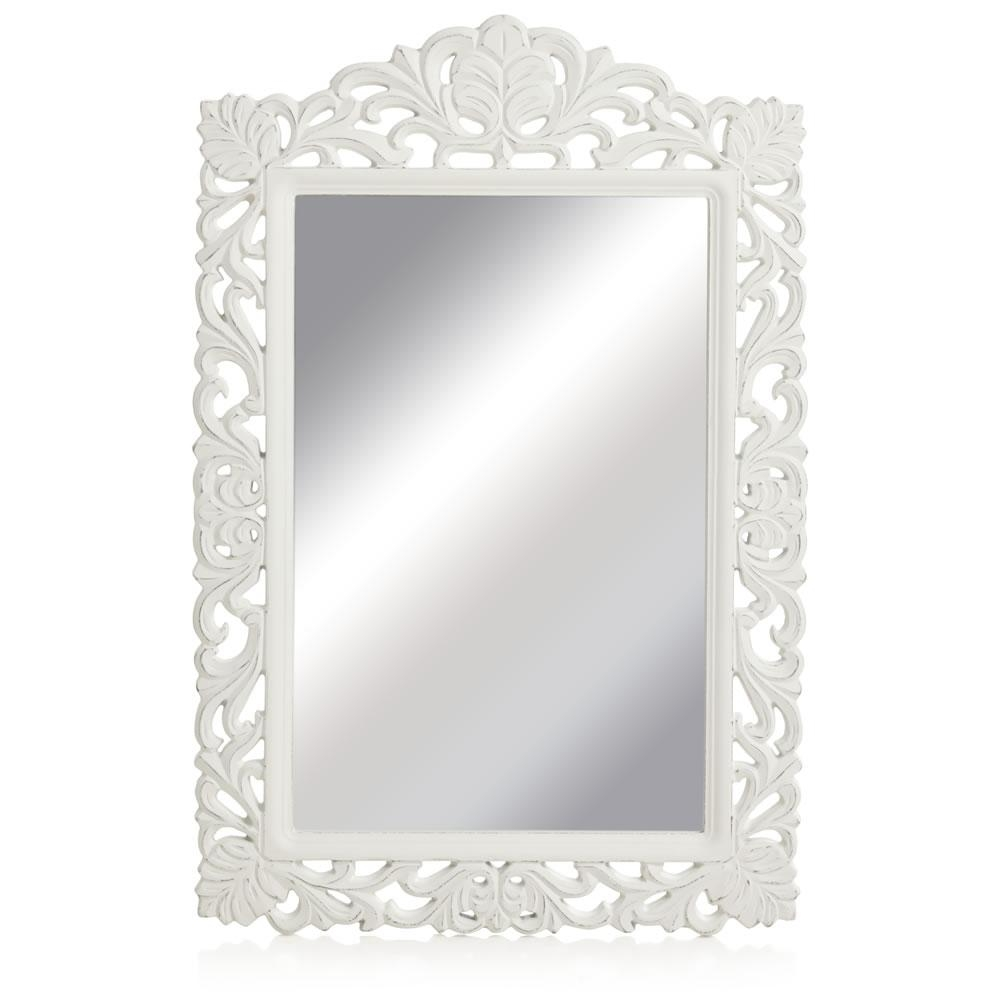 Wilko Vintage Ornate Mirror Large 56.5 X (View 7 of 20)