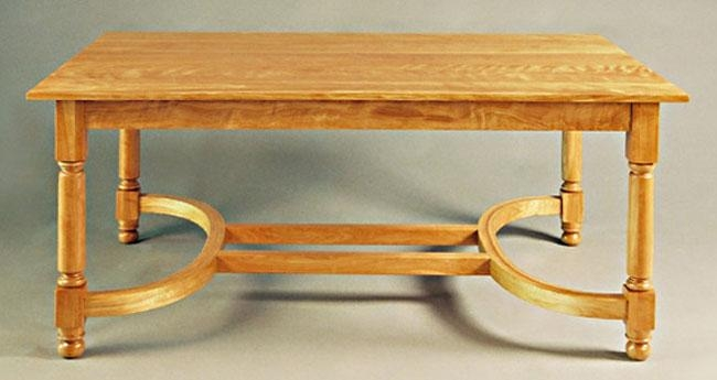 Wilson Woodworking – Shaker Furniture, Traditional And Pertaining To Birch Dining Tables (View 9 of 20)