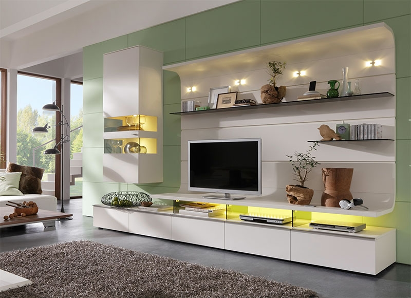 Wonderful Best Contemporary TV Cabinets For Tv And Music System Furniture Roselawnlutheran (Image 50 of 50)