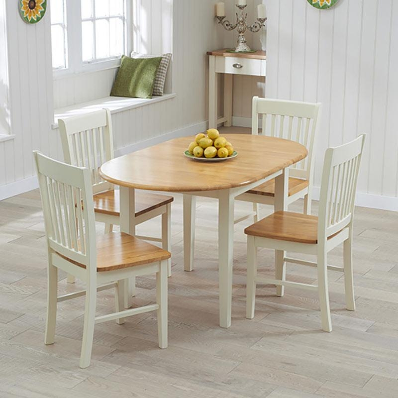 Wonderful Best Cream And Oak Coffee Tables Throughout Cream Dining Room Sets (Image 38 of 40)