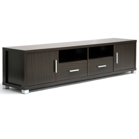 Wonderful Best Dark TV Stands For Modern Tv Stands With Storage (Image 48 of 50)