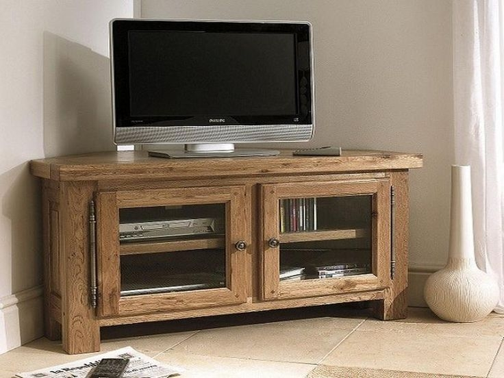 Wonderful Best Dark Wood Corner TV Cabinets Regarding 21 Best Corner Tv Units Images On Pinterest Tv Units Corner Tv (Image 50 of 50)