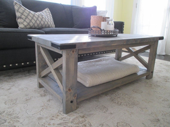 Wonderful Best Grey Wood Coffee Tables With Regard To Lovely Weathered Coffee Table Weathered Grey Coffee Table Best (Image 47 of 50)