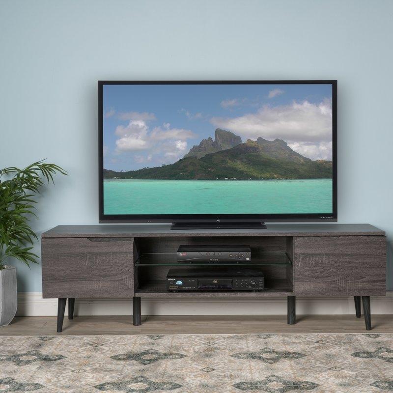 Wonderful Best Lane TV Stands Regarding Home Loft Concepts Elton 59 Tv Stand Reviews Wayfair (View 41 of 50)