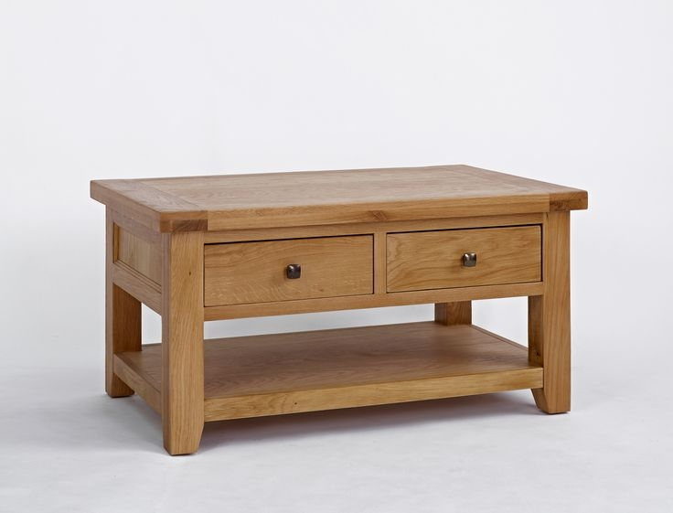 Wonderful Best Light Oak Coffee Tables With Drawers Intended For 1794 Best Oak Coffee Tables Images On Pinterest Coffee Tables (View 31 of 40)